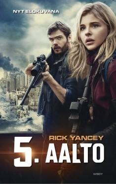 5. aalto, Rick Yancey