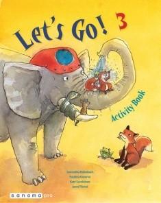 Let's go!. 3, Activity book, Samantha Eidenbach