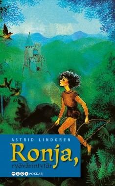 Ronja, ryövärintytär, Astrid Lindgren