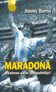 Maradona : maailman paras jalkapalloilija?, Jimmy Burns