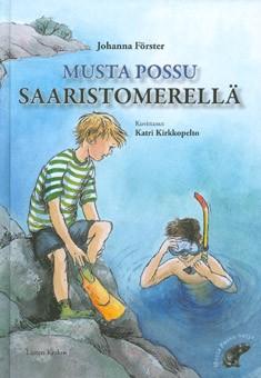 Musta Possu Saaristomerellä, Johanna Förster