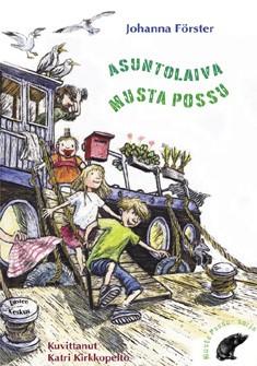 Asuntolaiva Musta Possu, Johanna Förster
