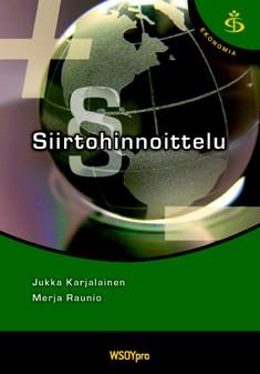 Siirtohinnoittelu, Jukka Karjalainen