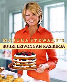 Suuri leivonnan käsikirja, Martha Stewart