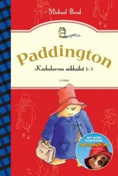 Paddington : karhuherran seikkailut 1-3, Michael Bond