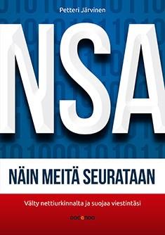 NSA : näin meitä seurataan, Petteri Järvinen