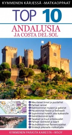 Top 10 Andalusia ja Costa del Sol, Jeffrey Kennedy