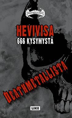 Hevivisa : 666 kysymystä deathmetallista, Niko Kaartinen