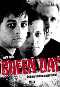Green Day : kolmen soinnun supertähdet, Marc Spitz