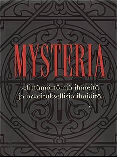 Mysteria : selittämättömiä ihmeitä ja arvoituksellisia ilmiöitä, Herbert Genzmer