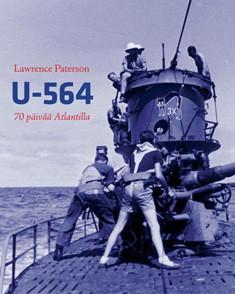 U-564 : 70 päivää Atlantilla, Lawrence Paterson