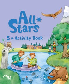 All stars. 5, Activity book, Raquel Benmergui