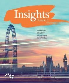 Insights. Course 1, Elina Karapalo