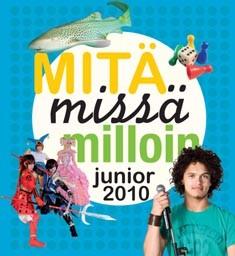Mitä missä milloin junior 2010 : koululaisen vuosikirja syyskuu 2008 - elokuu 2009, Ari Suramo