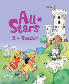 All stars. 5, Reader, Raquel Benmergui