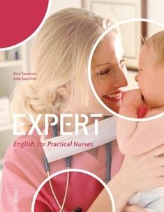 Expert : English for practical nurses, Kirsi Saarinen