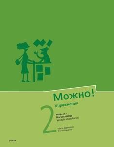 Možno! : venäjän alkeiskurssi. 2, Upražneniâ = Harjoituskirja, Marja Jegorenkov