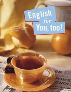 English for you, too!. Book 1, Britta Jokela