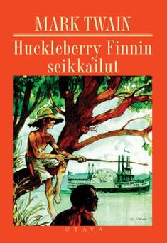 Huckleberry Finnin seikkailut, Mark Twain