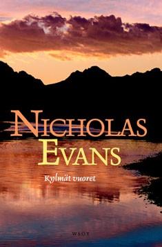 Kylmät vuoret, Nicholas Evans