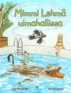 Mimmi Lehmä uimahallissa, Jujja Wieslander