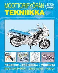 Moottoripyörän tekniikka : rakenne, tekniikka, toiminta : moottoripyörät, skootterit, mopot, Matthew Coombs