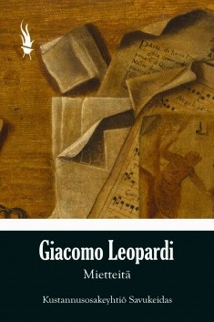 Mietteitä, Giacomo Leopardi