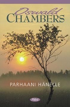 Parhaani hänelle, Oswald Chambers
