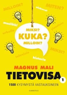 Tietovisa. 1, 1500 kysymystä vastauksineen, Magnus Mali