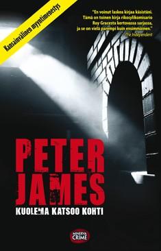 Kuolema katsoo kohti, Peter James