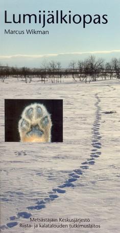 Lumijälkiopas, Marcus Wikman