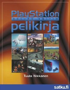 Playstation-pelikirja, Tuula Nikkanen