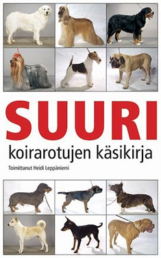 Suuri koirarotujen käsikirja, Heidi Leppäniemi