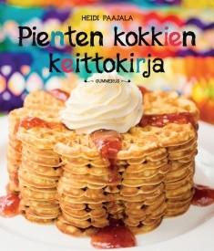 Pienten kokkien keittokirja, Heidi Paajala