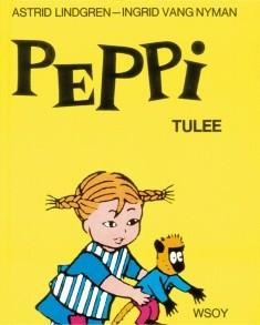 Peppi tulee, Astrid Lindgren