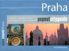 Praha : 2 popout -karttaa ja opas: nähtävyydet, maut, kulttuuri, Esther Selsdon