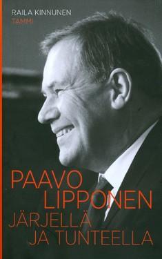 Paavo Lipponen : järjellä ja tunteella, Raila Kinnunen