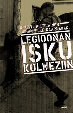 Legioonan isku Kolweziin, Kyösti Pietiläinen