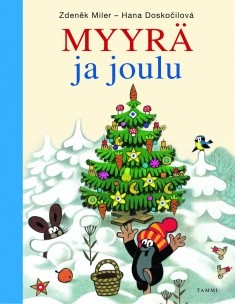 Myyrä ja joulu, Zdenek Miler