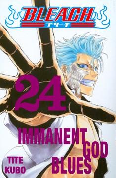 Bleach. 24, Immanent god blues, Tite Kubo