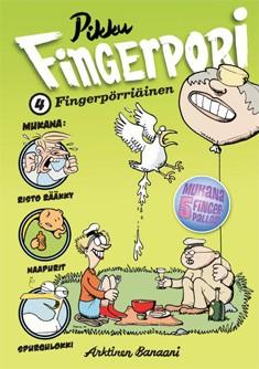 Pikku-Fingerpori. 4, Fingerpörriäinen, Pertti Jarla