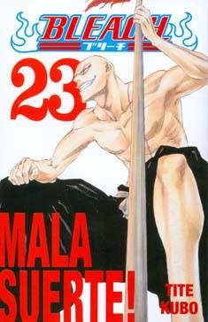 Bleach. 23, Mala suerte, Tite Kubo
