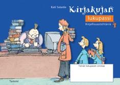 Kirjakujan lukupassi : kirjallisuustehtäviä 4, Kati Solastie