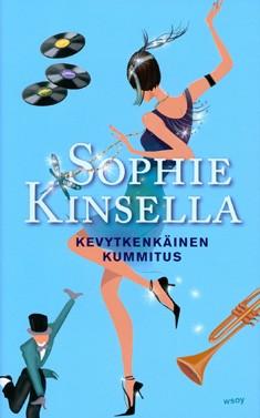 Kevytkenkäinen kummitus, Sophie Kinsella