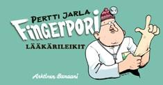 Fingerpori : lääkärileikit, Pertti Jarla
