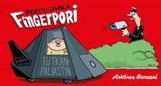 Fingerpori : tutkanpaljastin, Pertti Jarla