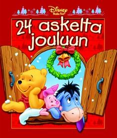 Nalle Puh : 24 askelta jouluun, Satu Leskinen