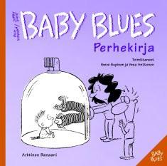 Baby blues : perhekirja, Veera Supinen