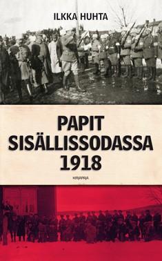 Papit sisällissodassa 1918, Ilkka Huhta