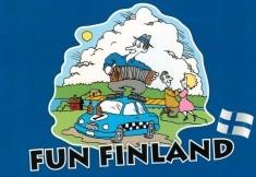 Fun Finland, Ian Bowie